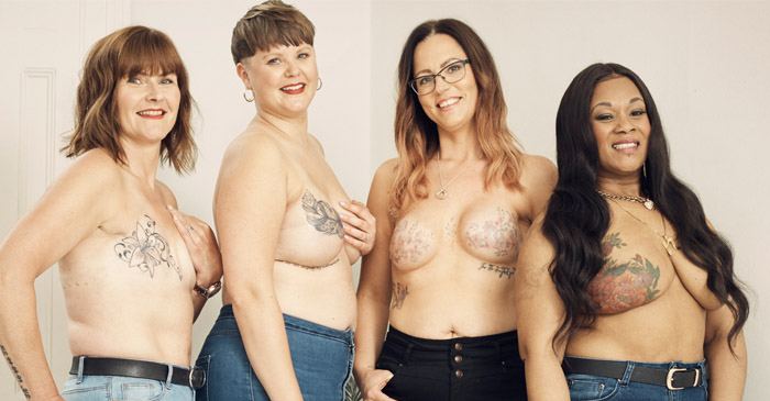 Getting a mastectomy tattoo has transformed how we feel about our bodies | Breast Cancer Care