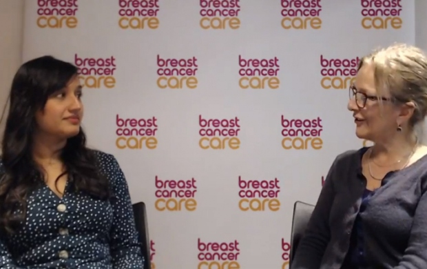 Addie and Rav discuss diet and breast cancer