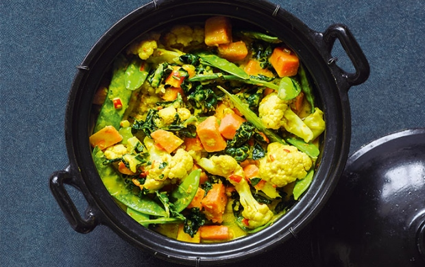 Vegetable Korma from 'Self Care for the Real World'