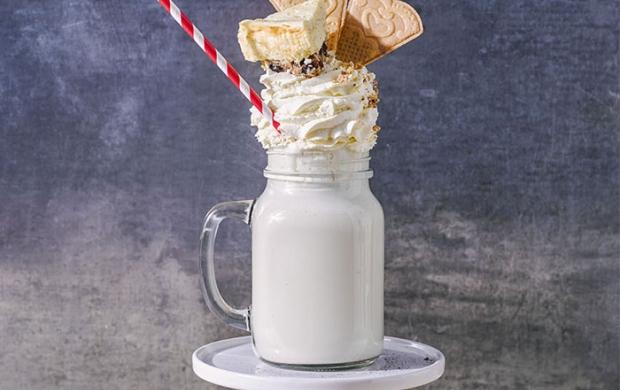 Liam from Great British Bake Off Milkshake recipe