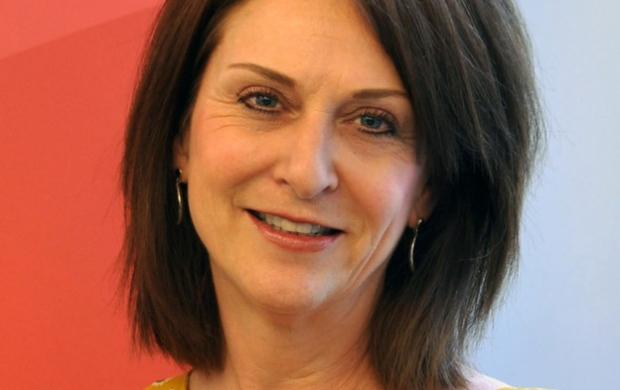 Clinical Nurse Specialist Carolyn Rogers