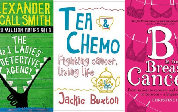 World Book Day recommendations when you're going through breast cancer
