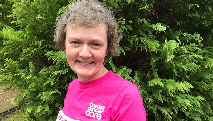 Join Debbie on a Pink Ribbon Walk