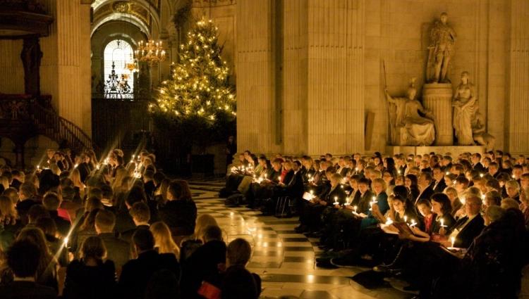 carols by candlelight london