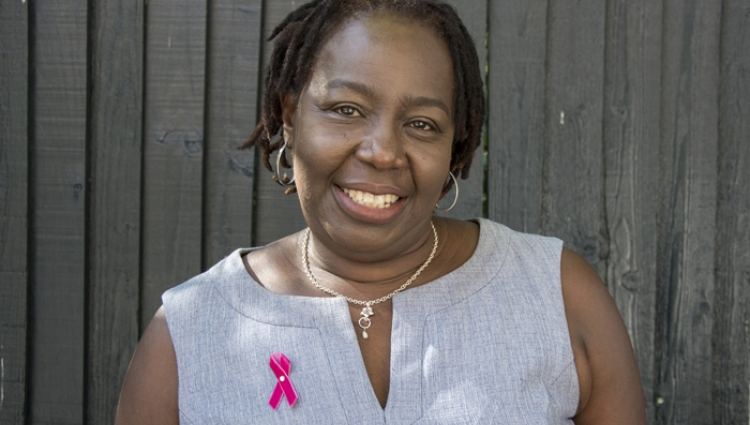 Breast cancer isn't understood in my community