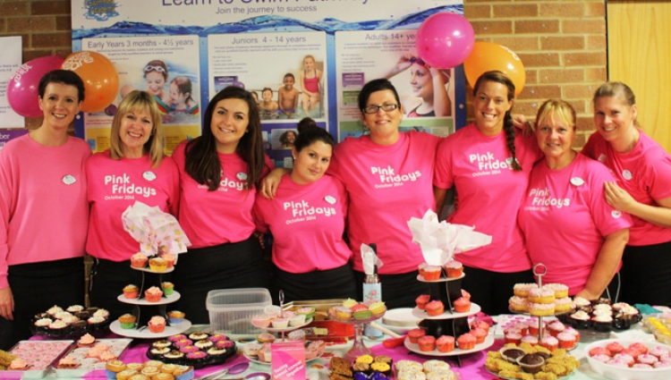 Ideas for breast cancer fundraisers