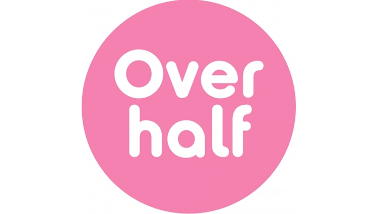 Over half