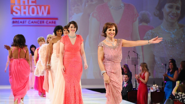 The Show is one of Breast Cancer Care's biggest events of the year.
