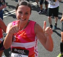 Great North Run 2016 runner