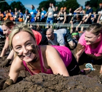 Tough Mudder Participant