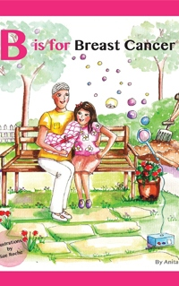 B is for Breast Cancer front cover