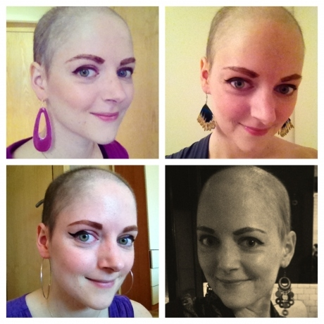 Hair Regrowth After Cancer And Why I Ditched The Wigs Breast