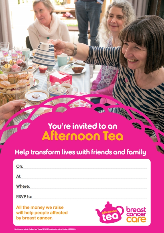 Get your free Afternoon Tea kit