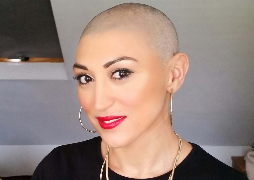 Baldly Beautiful Chemotherapy Make Up Tips Breast Cancer Care
