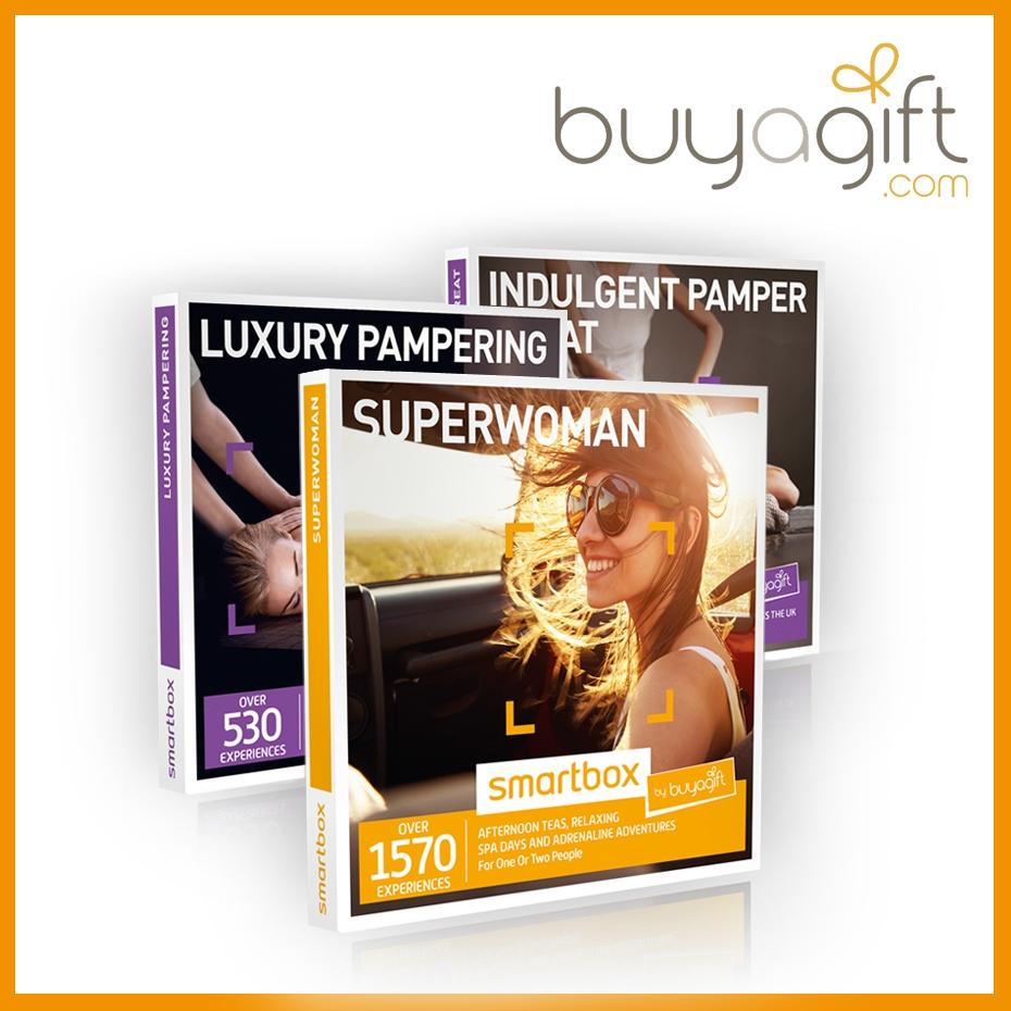 buyagift.com pamper packages