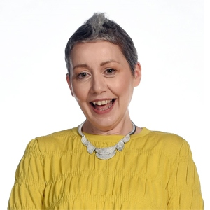 Show Scotland model, Carol Zurowski