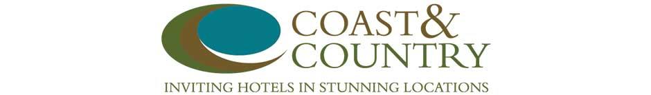 Coast and country logo