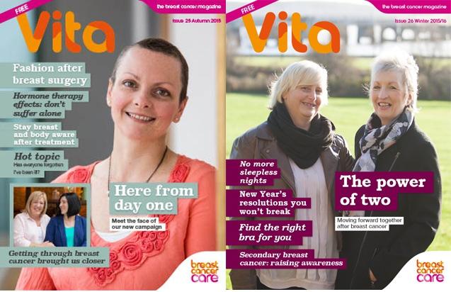 Vita magazine issues 25 and 26
