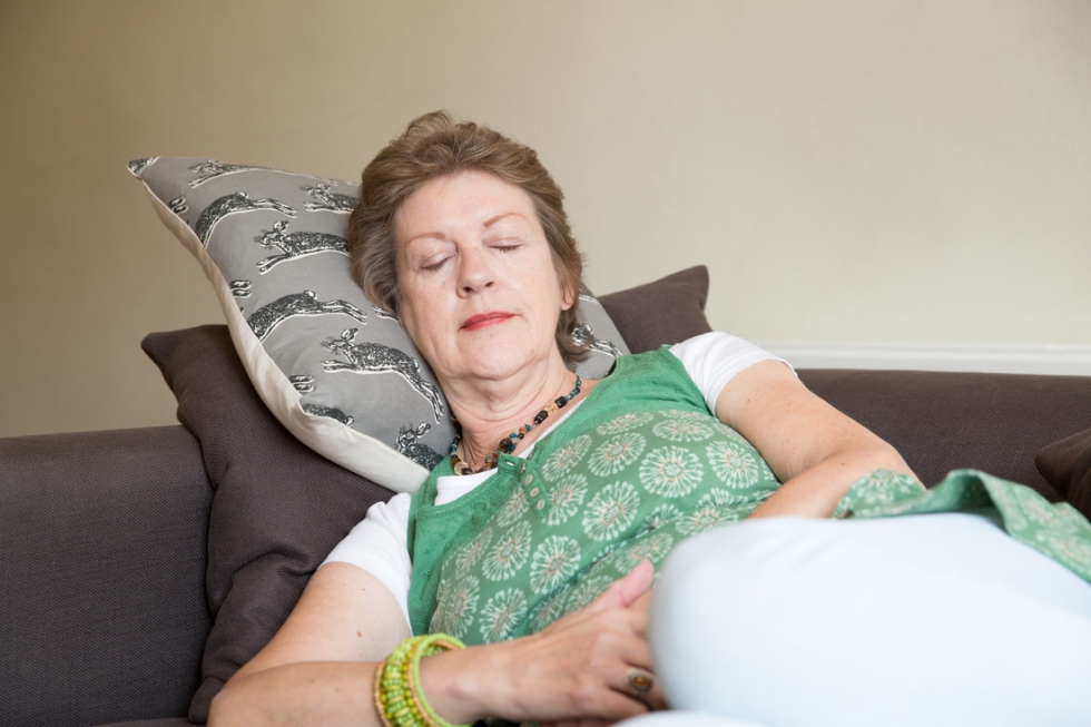 Fatigue can have a big impact on daily life