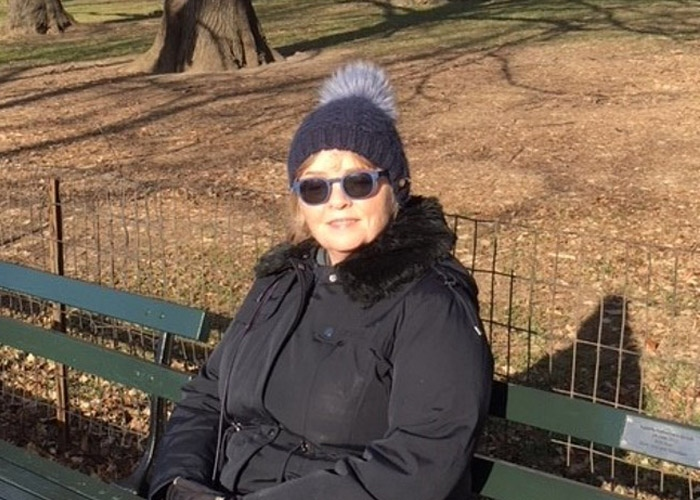 Gwen in new Jersey