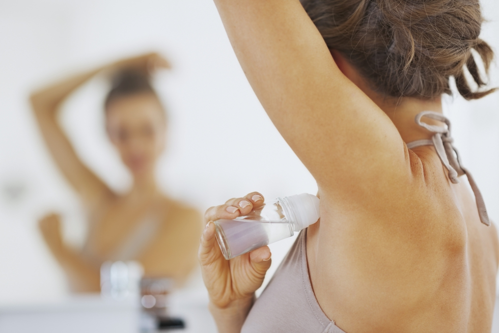 No conclusive evidence that deodorants cause cancer
