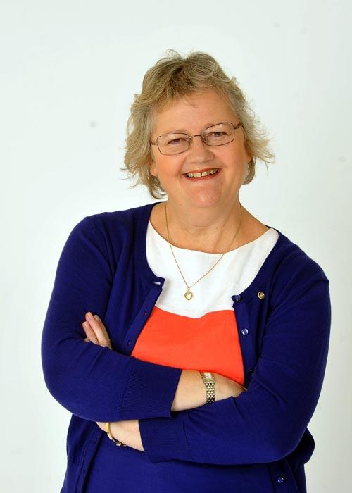 A photo of Jane Shatford