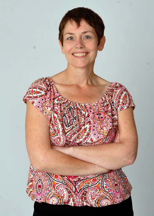 A photo of Joanne Lewis