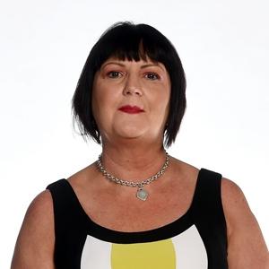 Show Scotland model, Kim McLaren