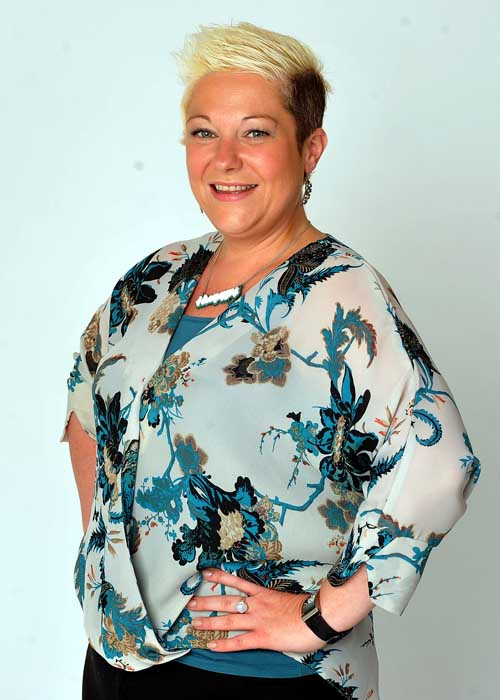 A photo of Leanne Hugglestone