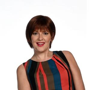 Show Scotland model, Lesley Grierson