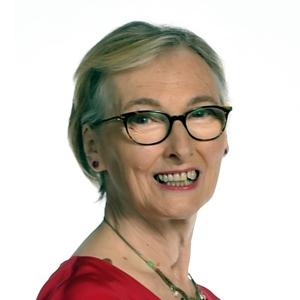 Show Scotland model, Linda McDowell