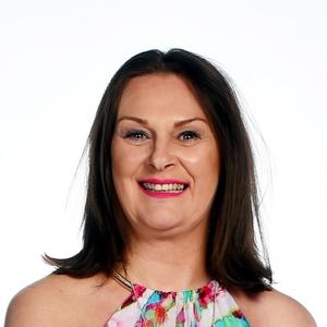 Show Scotland model, Mary Carmichael
