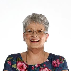 Show Scotland model, Maureen Davidson