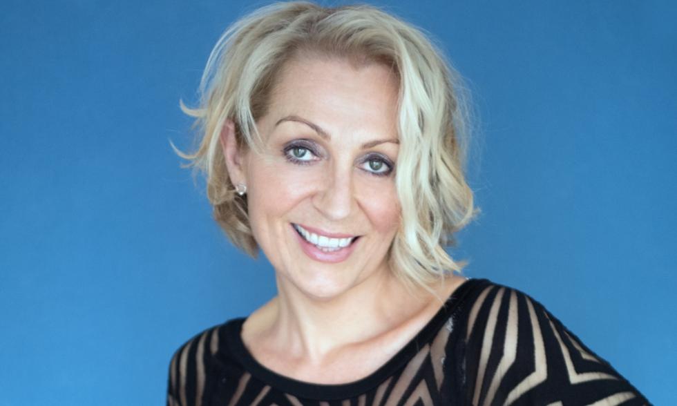 Make-up artist Melanie Daly