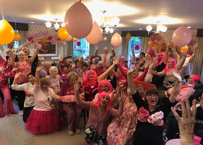 Big Fat Pink Party