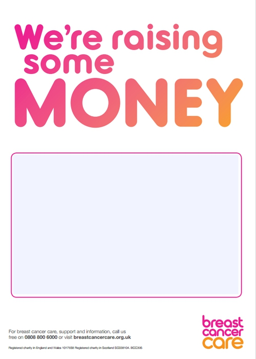 Fundraising poster template - irosh.info