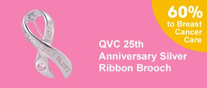 QVC Hope, Strength, Unity pin