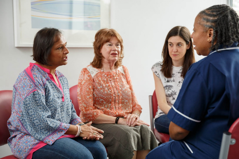 breast cancer care nursing network