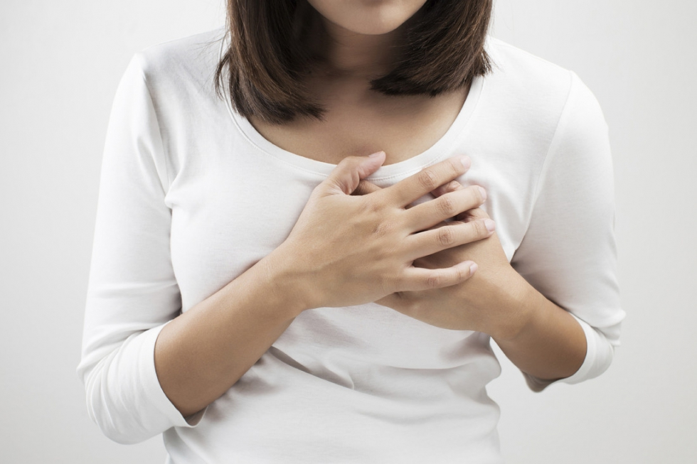 A breast injury won't cause cancer