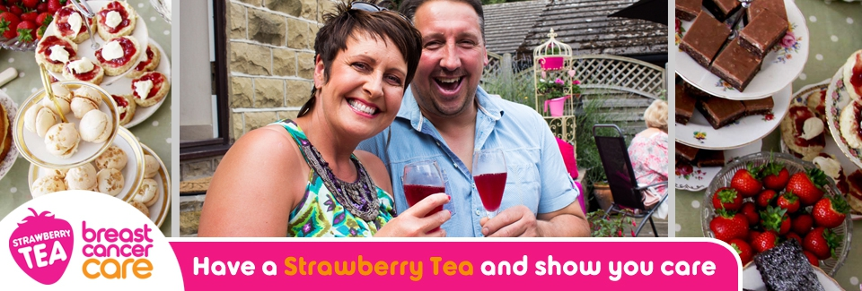Sign up for Strawberry Tea
