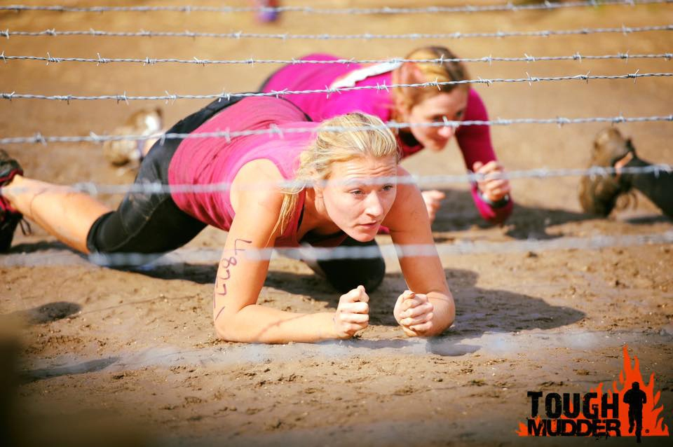 Sign up to the Tough Mudder Midlands