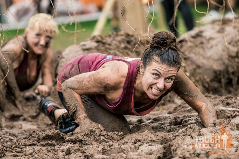 Register your interest for Tough Mudder Yorkshire