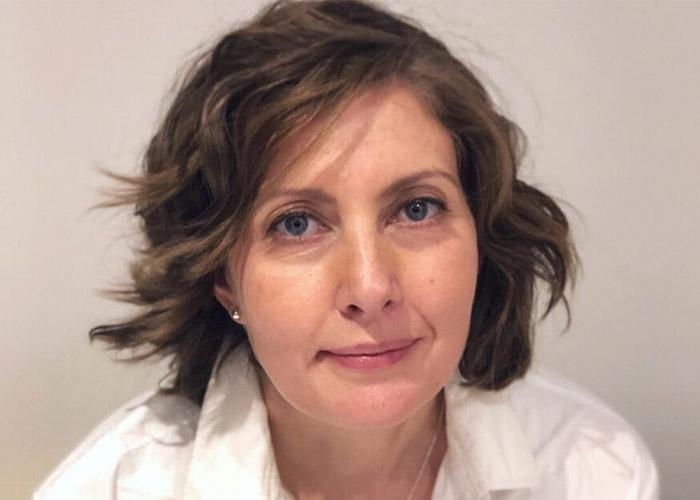 Sara runs Ticking Off Breast Cancer
