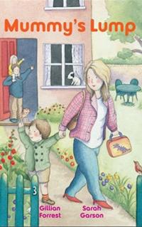 Mummy's lump book cover