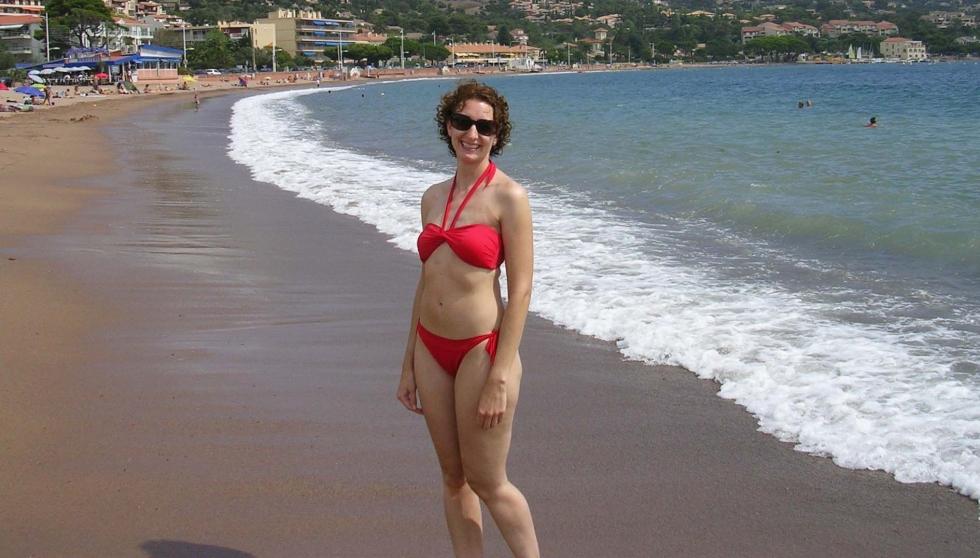how to take care of my bikini area
