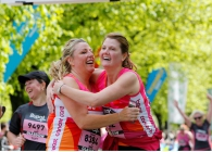 Runners for Breast Cancer care