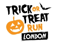 This is the logo of the Trick or Treat run