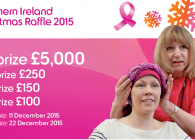 Breast Cancer Care Raffle prizes in Northern Ireland