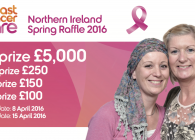 Northern Ireland Raffle Ticket