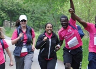 Walk your way on a charity walk